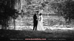 Romantyczna fotografia ślubna w Parku Skaryszewskim