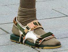 panske sandale SHOES