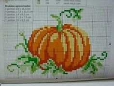 Thrilling Designing Your Own Cross Stitch Embroidery Patterns Ideas. Exhilarating Designing Your Own Cross Stitch Embroidery Patterns Ideas. Counted Cross Stitch Patterns, Cross Stitch Charts, Cross Stitch Designs, Cross Stitch Embroidery, Embroidery Patterns, Quilt Patterns, Cross Stitch Fruit, Halloween Sewing, Halloween Cross Stitches