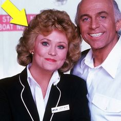 """Cruise Director Julie McCoy on the sea-worthy TV show """"The Love Boat."""""""