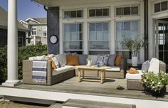 Bungalow Blue Interiors - Home - easy, breezy beach house chic