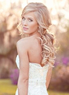 curly long hair styles and colors