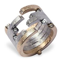 Visibly Interesting: Ring by Achim Gersmann