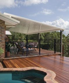 diy low roof line & adding a patio cover - Bing Images