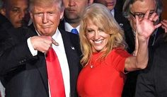 Kellyanne Conway could be headed for critical outsider role on Trump team
