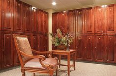 Golf Lockers, Club Lockers, DFW Clubhouse Locker, Wood Golf Lockers, Dallas Locker Supply, Custom Golf Club Lockers