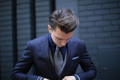 blues // #style #layers #classy