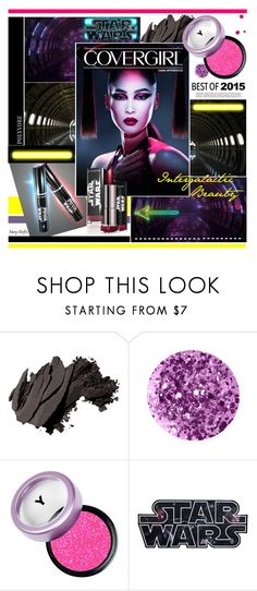 """Intergalactic Beauty - Star Wars"" by mcheffer ❤ liked on Polyvore featuring beauty, Bobbi Brown Cosmetics, Deborah Lippmann, Beauty, makeup, covergirl and starwars"