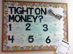 #bulletinboard on #budget #ra
