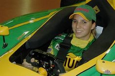 During her first campaign in the IndyCar Series, Simona de Silvestro impressed the audience during the Indy 500 race, after qualifying 22nd on the grid and finishing in 14th place. Description from autoevolution.com. I searched for this on bing.com/images