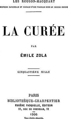 Image illustrative de l'article La Curée                              …