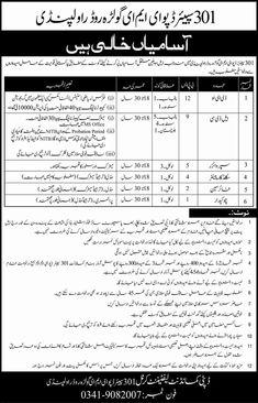 Pakistan Army, Jobs In Pakistan, Army Jobs, Government Jobs