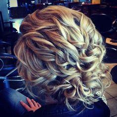 <3 homecoming hair?