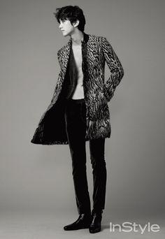 Sung Joon - InStyle Magazine December Issue '15