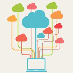 Cloud Computing Concept Vector Art 179156308