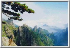 Xihai Scenic Area: Grand Canyon of Xihai (West Sea) is newly opened scenic area in Yellow Mountian opened to public on May, 2001. Covering the most prime scenery of Xihai Scenic Area, it starts at Paiyun Pavilion, linking White Cloud Area at Fairy-walking Bridge and creating a breath-taking circular sightseeing route.