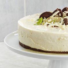 Vaniljainen Mojito-juustokakku - Fazer