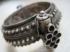 Hey, I found this really awesome Etsy listing at https://www.etsy.com/listing/109404865/antique-bedouin-bracelet-solid-silver