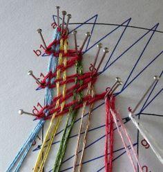Školička - rohy Bobbin Lacemaking, Bobbin Lace Patterns, Lace Heart, Lace Jewelry, Needle Lace, Lace Detail, Tatting, Weaving, Miniature