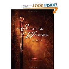 Spiritual Warfare Bible: Charisma House: 9781616388225: Amazon.com: Books