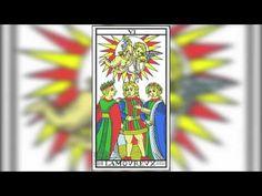 (4) Descripción de los 22 arcanos mayores del tarot de marsella de Jodorowsky y Camoin - YouTube