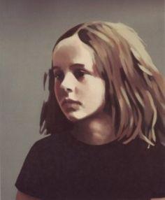 Claerwen James portrait
