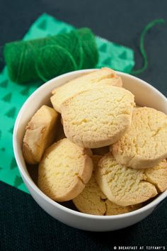Rice Cookies, Gluten Free Rice, Fabulous Foods, Polenta, Italian Recipes, Cooking Tips, Cookie Recipes, Food And Drink, Ice Cream