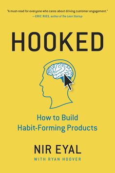 The book suggestion of this week is about how to create products that got people to use very often.