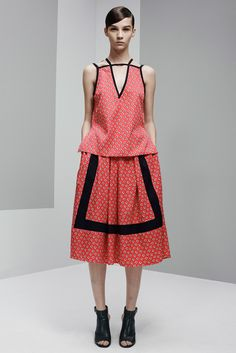 Araks Spring 2015 Ready-to-Wear Fashion Show