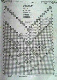 Filet Crochet, Crochet Doilies, Hama Beads Pokemon, Crochet Table Runner Pattern, Holidays And Events, Crochet Patterns, Curtains, Knitting, Tablecloths