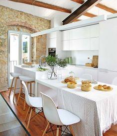 Dream Door 24 by Ana Rosina: Decor Inspiration - A casa celeiro