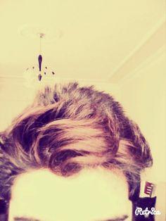 My hair got brown .