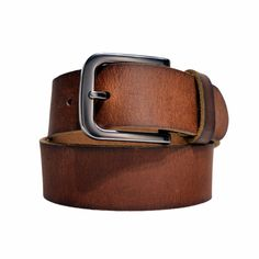 Casual Leather Belt 35mm  1.25