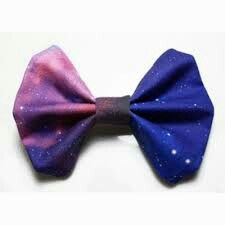 Galaxy bow