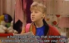 Finally, this burn to end all burns from Full House :