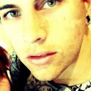 M Shadows has such beautiful eyes