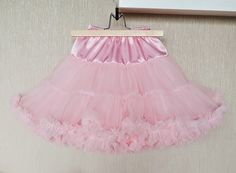 różowa Tulle, Ballet Skirt, Skirts, Fashion, Moda, Tutu, Fashion Styles, Skirt