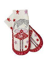 Mini Club Girls Slipper Socks Fairy