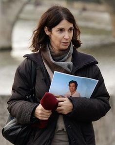 """Penny says, """"Zabou Breitman is riveting in the central role of 'Ruth Halimi,' playing her most heartbreaking scenes with Pascal Elbé as 'Didier Halimi' (an ex-husband from whom she has been divorced for decades) and Jacques Gamblin as 'Commandant Delcour' (the skeptical head of the Police investigative team)."""""""