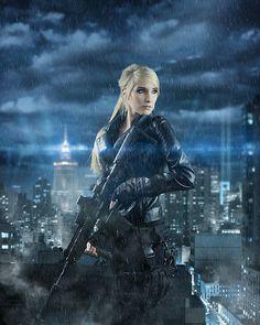 Create This Magnificent Sniper Artwork in Photoshop  #Photoshop #Tutorials #Manipulation