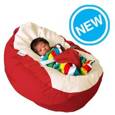 really want a red baby bean bag chair!£39.99