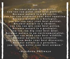 Matshona Dhliwayo quotes Physicist, Biologist, Chemist, Wisdom Quotes, The Cure, Printable, Physique, Brainy Quotes, Meaningful Quotes