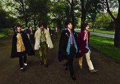 The Beatles: In Color