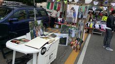 Anche oggi Lovinkm al maggio fioranese. Vi aspettiamo numerosi, passate a visitare il nostro stand! www.kmpubblicita.com
