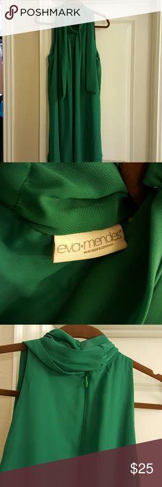 Eva Mendes Green Dress Eva Mendes Green Dress. Never worn Eva Mendes Dresses Mini