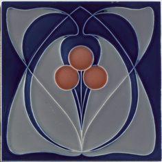 West Side Art Tiles - Art Nouveau gallery