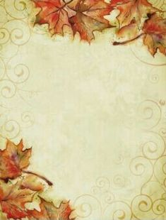 20 best borders stationary leaves and fall images writing paper rh pinterest com