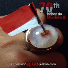 Dirgahayu Negeriku ke-70th Indonesia