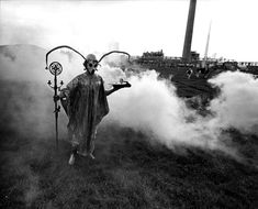 """Cor & Zijn Provo's. Dutch photography. Cor Jaring's photography of the Provo movement. Provo was a Dutch counterculture movement in the mid-1960s that focused on provoking violent responses from authorities using non-violent bait. Photos of the insektensekte """"insects sect"""" (an environmentally conscious group founded because """"there are so few butterflies"""")."""