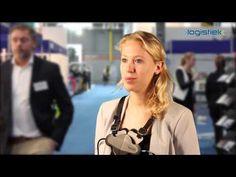 Logistica 2015: Linda van der Meijden, Laevo - YouTube
